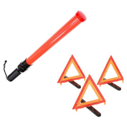 Safety Batons & Triangles