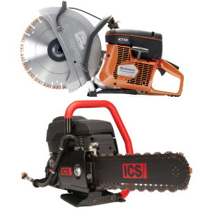 Cut Saws, Concrete Chainsaws