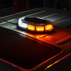 Vehicle Mount Warning Lights