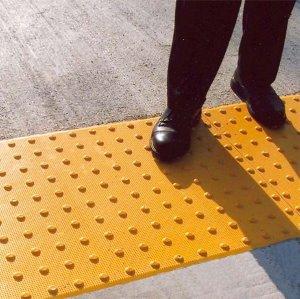 Warning Tiles