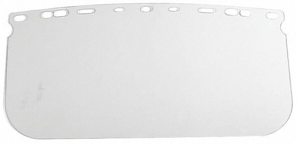 Tasco Replacement Polycarbonate Faceshield Visor