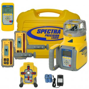 Spectra Precision UL633N Universal Laser Level Package - FREE SHIPPING