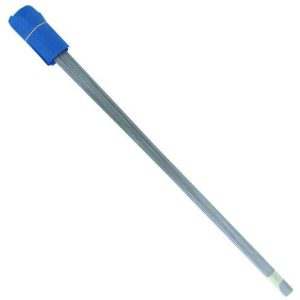 Blue Survey Marking Wire Stake Flag