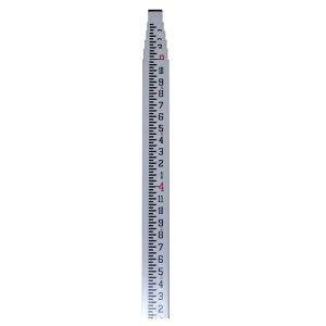 CST/Berger 06-916C Fiberglass 16-Foot Measuring Rod - Inches