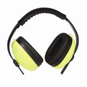 ERB Hi Vis Protective Ear Muffs