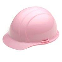 ERB Women's Pink Americana Cap Hard Hat