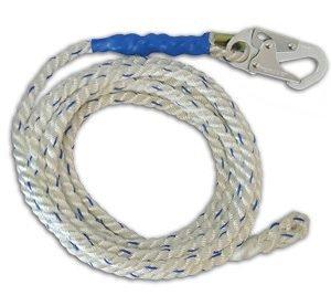 "FallTech 5/8"" Premium Polyester Rope Lifeline"