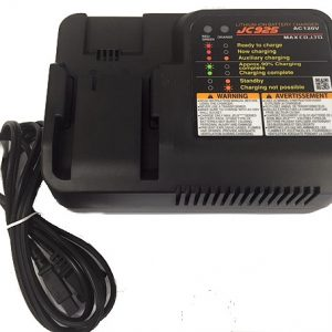 Max JC925 Battery Charger for Rebar Cutter