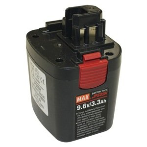 Max JP509H 9.6-Volt NiMH Battery for RB655 Rebar Tying Tool