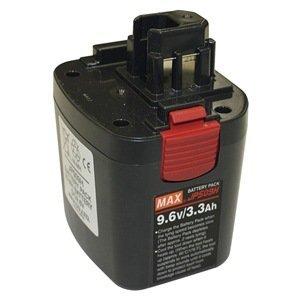 Max JP509H 9.6-Volt NiMH Battery for RB655 Rebar Tying Tool