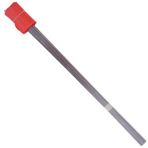Red Survey Marking Wire Stake Flag