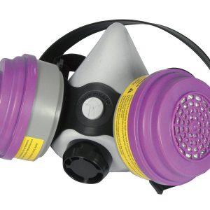 SAS Multi-Use Pro Dual Cartridge Respirator