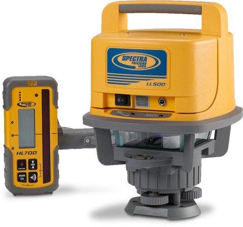 Spectra LL500 Laser Level