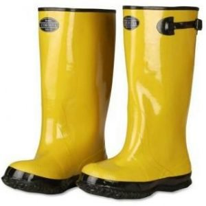 Storm Bound Slip-Over-Shoe Rubber Slush Boot