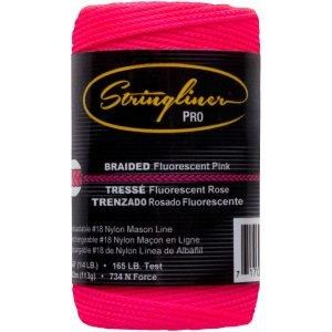 500' Braided Mason Line - Glo Pink