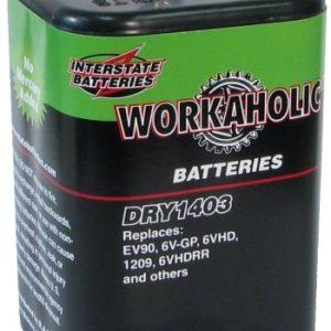 Interstate 6 Volt Industrial Heavy Duty Lantern Battery
