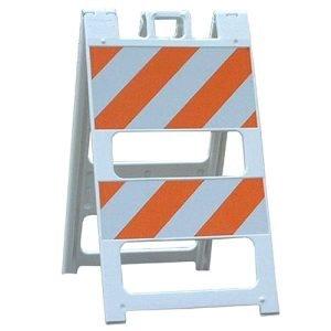Plasticade Type II Barricade