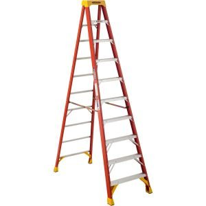 Werner 6210 10 ft Type IA Fiberglass Step Ladder