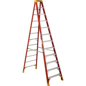 Werner 6212 12 ft Type IA Fiberglass Step Ladder