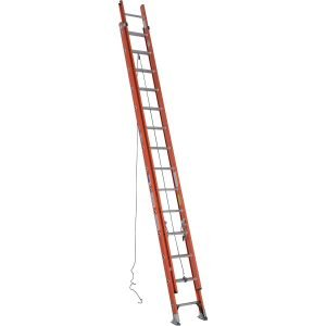 Werner D6228-2 28 ft Type IA Fiberglass D-Rung Extension Ladder