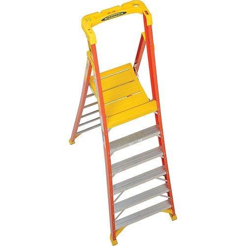 Werner PD6206 Fiberglass 6' Podium Ladder