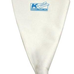 "Kraft 10-1/2"" x 24"" Large Grout Bag"