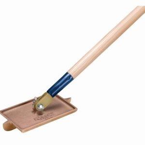 "Kraft Tool 8""x4-1/2"" 1/2"" Bronze Walking Groover w/o Handle"