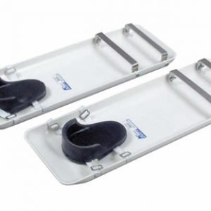 Kraft Tool Lightweight Concrete Sliders (Pair)