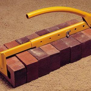 Kraft Yellow Brick Tongs