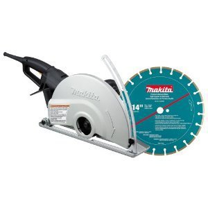 "Makita 4114X Electric 14"" Angle Cutter Saw"