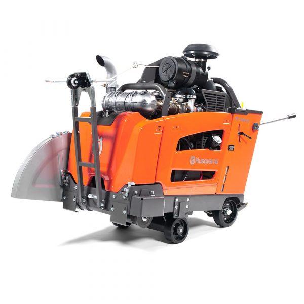 Husqvarna FS7000D Diesel Walk-Behind Saw - FREE SHIPPING