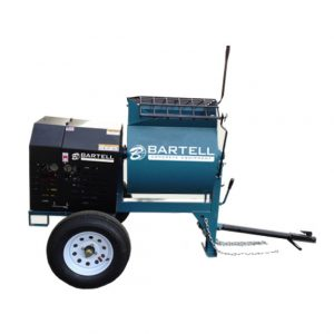 Bartell 6 Cu. Ft. Gas Powered Mortar Mixer