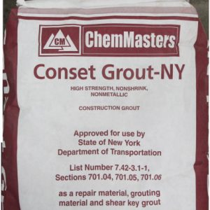 ChemMasters Conset Grout-NY