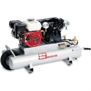 Grip Rite GR55G10 5.5HP Gas Wheelbarrow Compressor