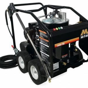 Mi-T-M HSE-1502-0MM11 Hot Water Pressure Washer - 1500PSI