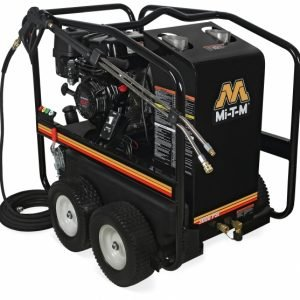 Mi-T-M HSP-3003-3MGH Hot Water Pressure Washer - 3000PSI