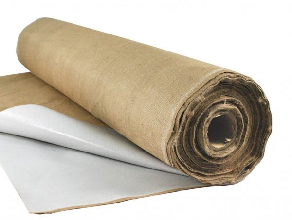 Poly Burlap Curing Blanket Roll