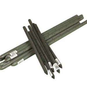 Round Steel Form Stakes w / holes