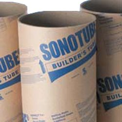 Sonotube Builders Tube Concrete Forms