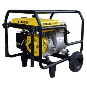 Stanley 13 HP Non-Submersible 3 in. Trash Water Pump