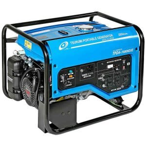 Tsurumi TPG4-7000HDXE 6000 Watt Generator