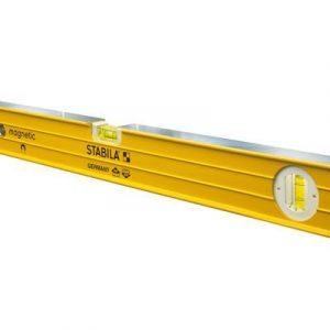 "24"" Stabila Magnetic Aluminum Box Level"