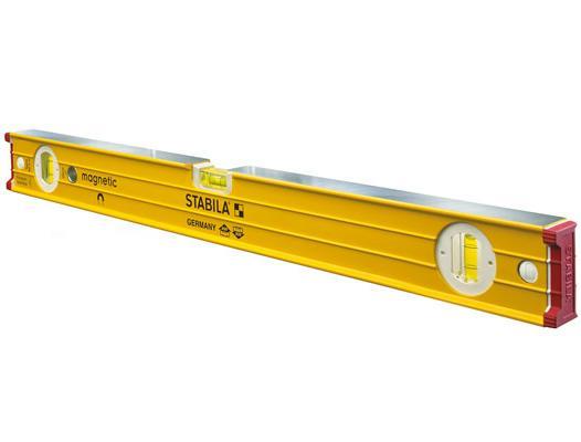 "24"" Stabila Magnetic Aluminum Box Level"