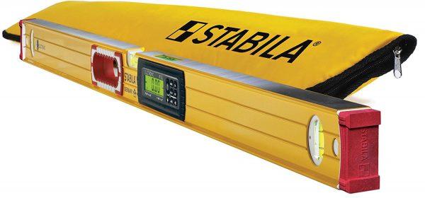 "48"" Stabila Type 196-2 Digital TECH Level - Model 36548 - FREE Shipping"