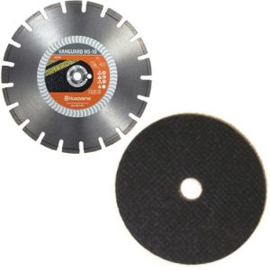 Diamond & Abrasive Road n Cut Saw Blades
