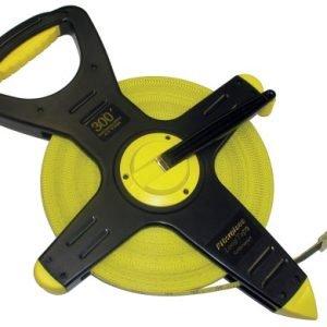CST/berger 74-Y3008M 300' Fiberglass Reel Tape - Metric