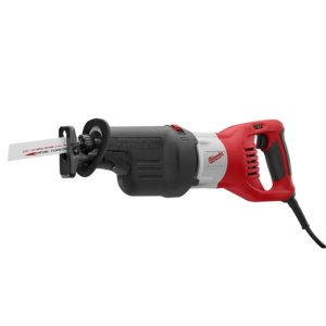 Milwaukee 15.0 Amp Super Sawzall Recip Saw 6538-21