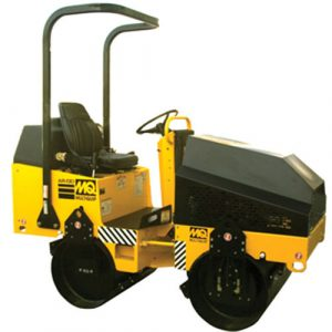 Multiquip AR13HAR Ride On Roller 1-1/2 Ton
