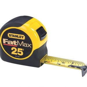 Stanley FatMax 25' Tape Measure