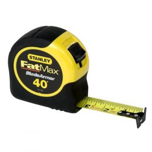 Stanley FatMax 40' Tape Measure